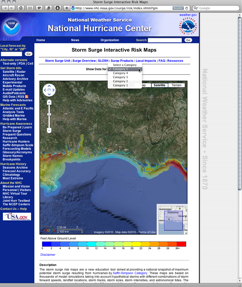 Quick and Easy Way to Create Storm Surge Maps